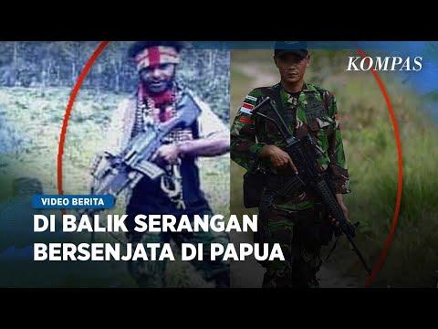 Di Balik Serangan Bersenjata Di Papua