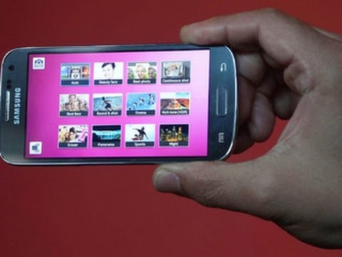 Hands On With Samsung's Galaxy S4 Mini