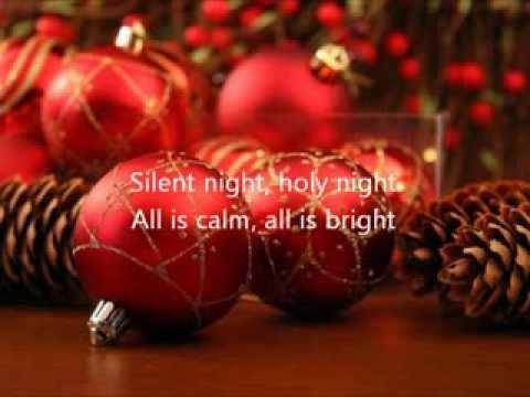 Silent Night Lord of My Life Lady Antebellum Lyrics
