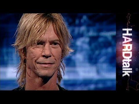 Duff McKagan - BBC HARDtalk