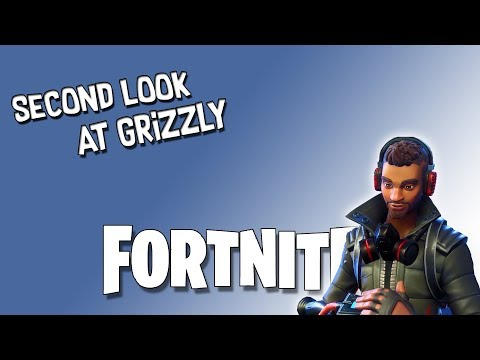 [Fortnite] Second Look: Enforcer Grizzly | Outlander Gameplay