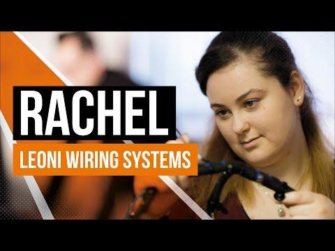 NSCG Apprenticeships   Rachel - Leoni Wiring Systems