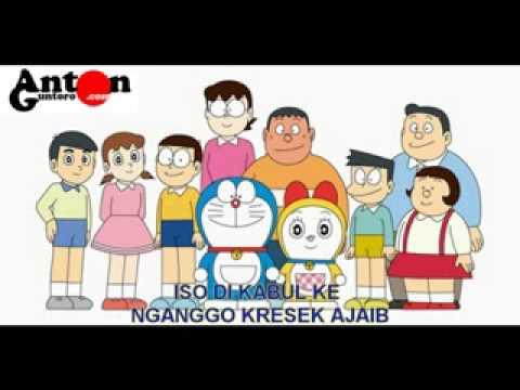 Lagu Jawa Lagu Doraemon Versi Bahasa Jawa Doraemon Theme Song, Java Version   YouTube