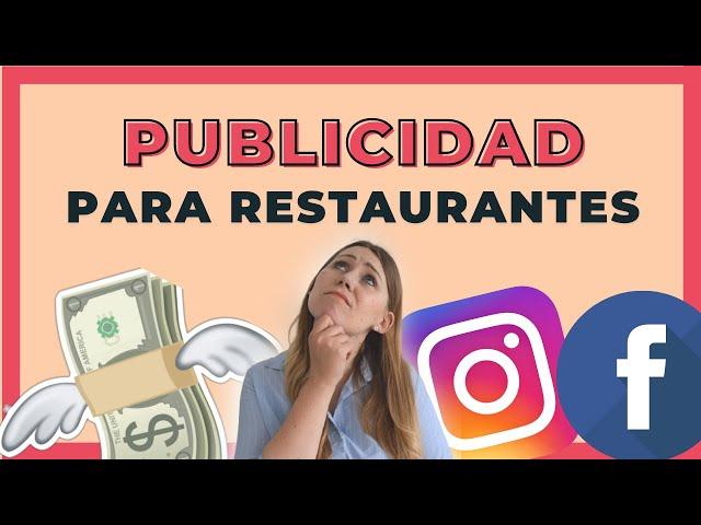 Cómo definir tu PÚBLICO OBJETIVO y segmentar anuncios en Facebook Ads | Marketing para restaurantes