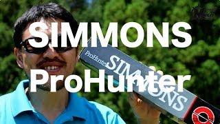 ハンドガンスコープ シモンズ プロハンター(SIMMONS ProHunter)のレビュ...