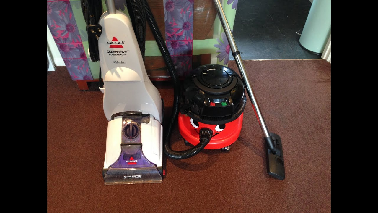Full Henry Hoover Followed By Bissell Carpet Cleaner Demo Youtube