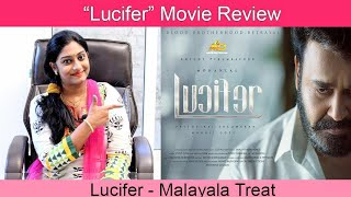 Lucifer Movie Review by Dr.Abilasha  Psychologist | MANAM SOLLUDHU  |Mohanlal| Prithviraj |