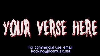 {OPEN COLLAB] - Eminem ft Rihanna The Monster Karaoke with HOOKS [Instrumental + Hooks]