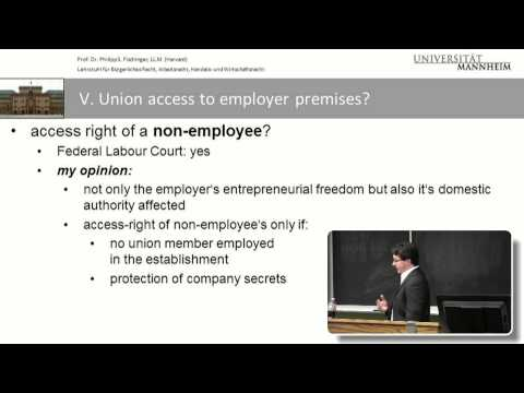 German Employment and Labor Law