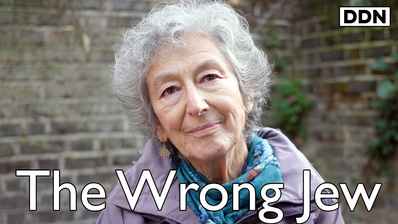 Meet The Wrong Type of Jew, The Media Doesn't Want You To Know Exists | Naomi Wimborne-Idrissi - YouTube