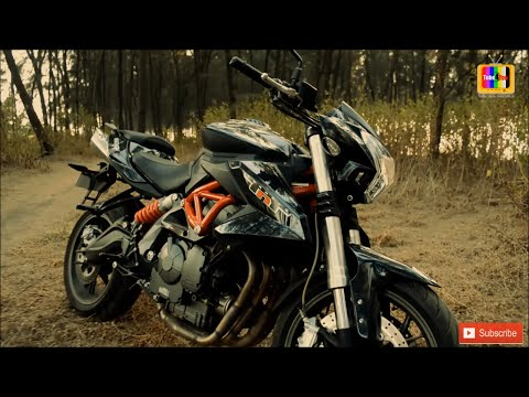 BENELLI TNT BN600i  REVIEW  EXHAUST SOUND  OWNERSHIP EXPERIENCE
