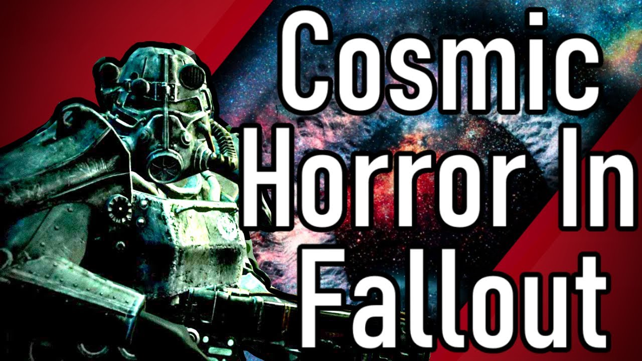 Download The Evolution of Cosmic Horror within Bethesda's Fallout