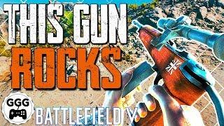 المعركة 5 - هذا المسدس الصخور (M1A1 كاربين الاعتداء سلاح في المعركة V)