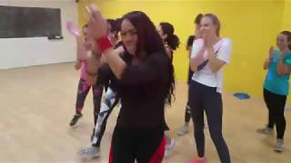 Palestra Peacock Club - demo zumba