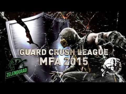 Mortal Kombat 9 Guard Crush MFA League part 5