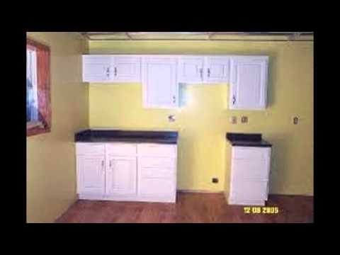 in stock kitchen cabinets - youtube
