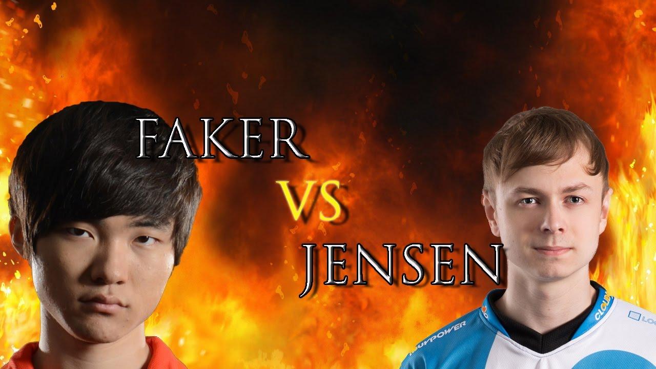 Jensen Clap Faker