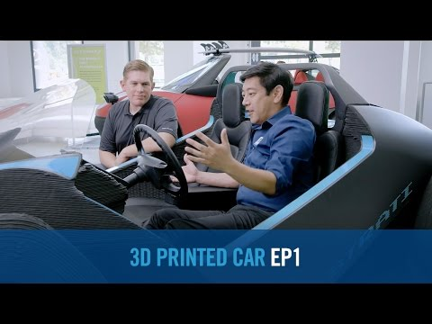 Grant Imahara & Local Motors - The Essence of Autonomy and 3D Printed Cars