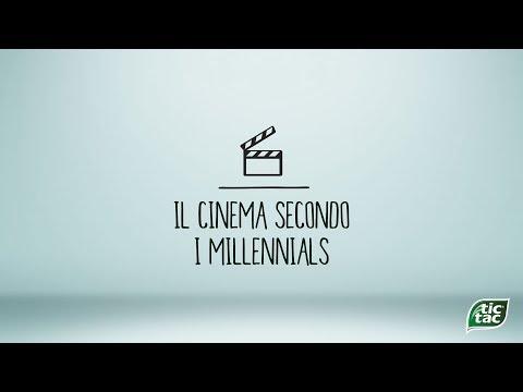 TIC TAC – IL CINEMA SECONDO I MILLENNIALS