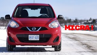 Nissan Micra Test Drive