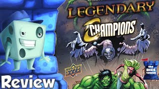 Legendary: Champions Review - with Tom Vasel