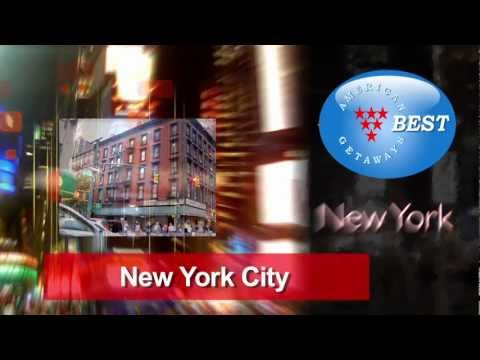 Welcome to New York City from American Best Getaways!