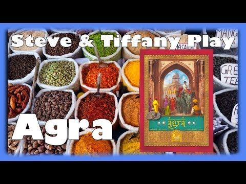 Steve & Tiffany Learn & Play: Agra