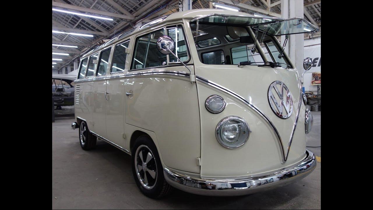 Test Drive | Reconstruction – T1 Bus Racer X 2.0L – Brazil 1964– Ref S005