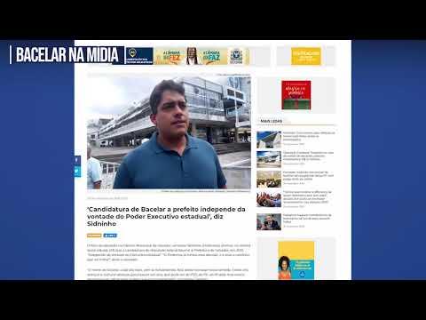 Bacelar - Encontro Podemos e lançamento da minha pré candidatura a prefeito de Salvador