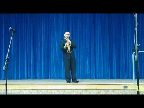 Alberto Monnar - Secreto De Amor (Hialeah Gardens Middle School) (CC Available)