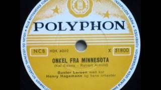 Onkel fra Minnesota - Henry Hagemann; Buster Larsen 1955