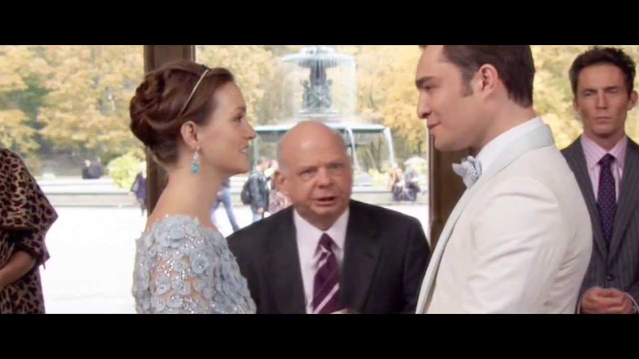 the vow | chuck and blair - YouTube