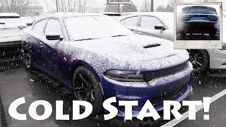 HELLCAT COLD START!