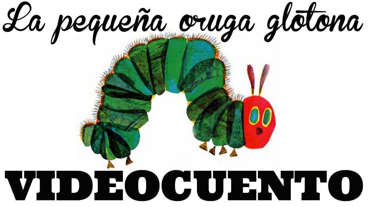 Dibujos De Oruga Para Colorear: La Pequeña Oruga Glotona