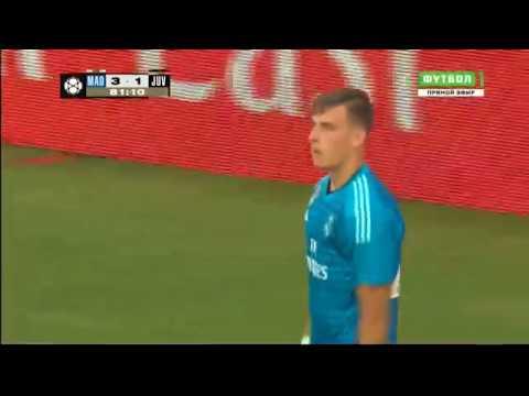 СУПЕРСЕЙВ! АНДРЕЙ ЛУНИН СПАСАЕТ РЕАЛ!  ⚽ LUNIN SAVE! - Real Madrid vs Juventus