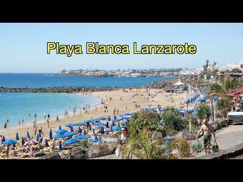 Playa Blanca Lanzarote 2017