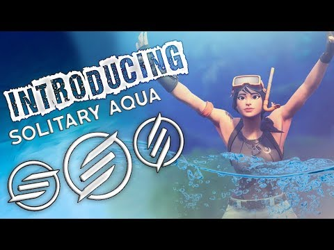 INTRODUCING - Solitary Aqua