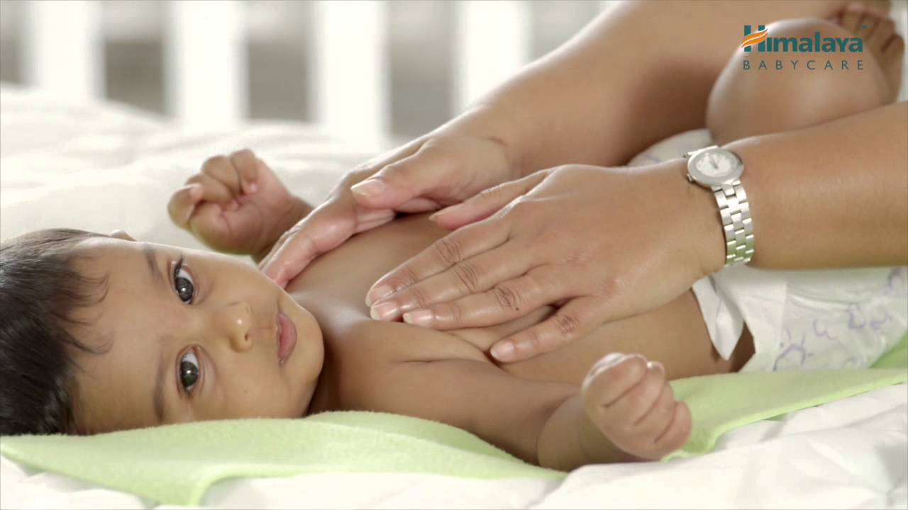 Himalaya Baby Massage Oil Helps In Improving Baby S Growth And