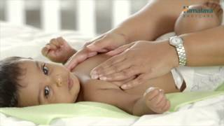 Himalaya Baby Massage Oil helps in improving baby's growth and development