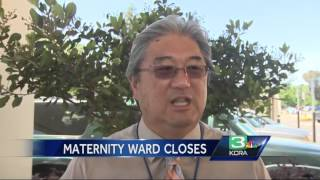 Hospital closes maternity ward; what does it mean for Stockton residents?