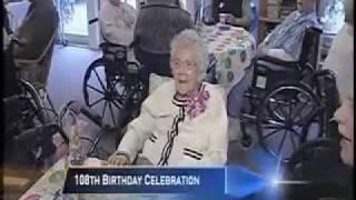 VEGAN CENTENARIAN at 100+ YEARS OLD Credits her Healthy Vegetarian Diet for her Great Longevity