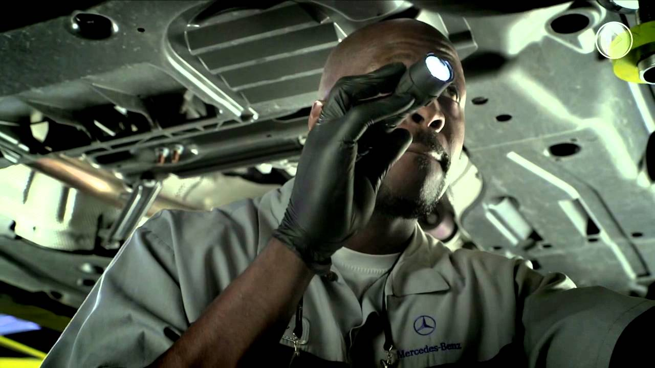 Service b explained mercedes benz of white plains for Mercedes benz white plains service