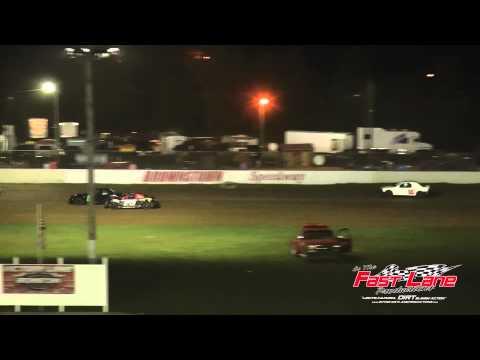 Brownstown Speedway : 09-27-2014 : Drain Master Hornet Feature