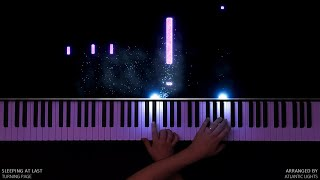 Sleeping At Last - Turning Page (Piano Cover) - Tutorial видео