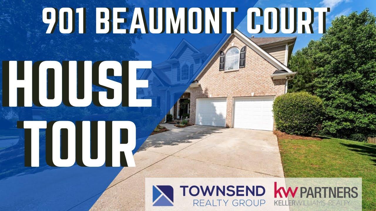 Beaumont Court HOUSE TOUR!