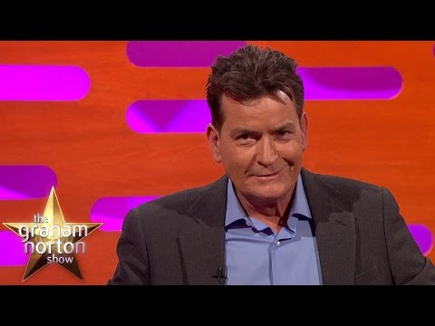 Thumbnail: Charlie Sheen Opens Up About Being Diagnosed HIV Positive - The Graham Norton Show