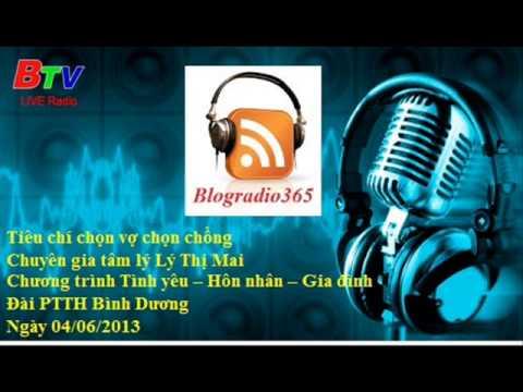 Tieu chi chon vo chon chong - CGTL Ly Thi Mai | Blog Radio 365 #3