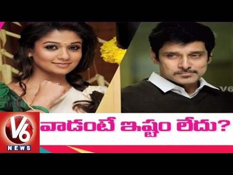 Nayanathara refuse to work with Chiyaan Vikram | Vikram New Flick | Tollywood Gossips | V6 News