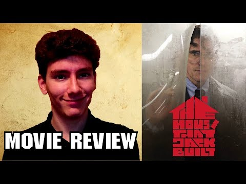 The House That Jack Built (2018) [Crime Thriller Movie Review]