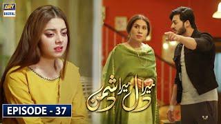 Mera Dil Mera Dushman Episode 37 - 25th June 2020 - ARY Digital Drama [Subtitle Eng]